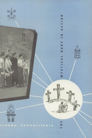 Page 7, 1950 Edition, Saint Vincent College Preparatory School - Chimes Yearbook (Latrobe, PA) online yearbook collection