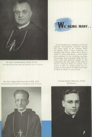 Page 8, 1950 Edition, Saint Vincent College Preparatory School - Chimes Yearbook (Latrobe, PA) online yearbook collection