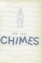 Page 5, 1951 Edition, Saint Vincent College Preparatory School - Chimes Yearbook (Latrobe, PA) online yearbook collection
