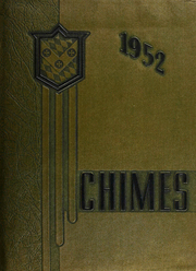 Page 1, 1952 Edition, Saint Vincent College Preparatory School - Chimes Yearbook (Latrobe, PA) online yearbook collection