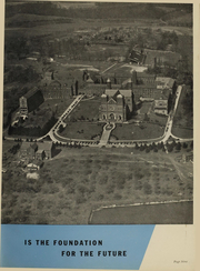 Page 13, 1952 Edition, Saint Vincent College Preparatory School - Chimes Yearbook (Latrobe, PA) online yearbook collection