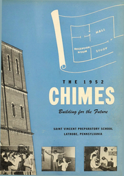 Page 7, 1952 Edition, Saint Vincent College Preparatory School - Chimes Yearbook (Latrobe, PA) online yearbook collection