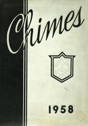 Page 1, 1958 Edition, Saint Vincent College Preparatory School - Chimes Yearbook (Latrobe, PA) online yearbook collection