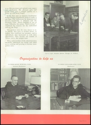 Page 15, 1958 Edition, Saint Vincent College Preparatory School - Chimes Yearbook (Latrobe, PA) online yearbook collection