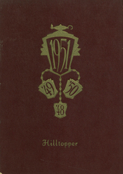 1951 Edition, Sugarcreek Township School - Hilltopper Yearbook (Franklin, PA)