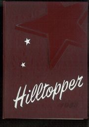 1953 Edition, Sugarcreek Township School - Hilltopper Yearbook (Franklin, PA)
