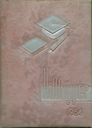 1954 Edition, Sugarcreek Township School - Hilltopper Yearbook (Franklin, PA)