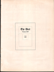 Page 3, 1910 Edition, The Hill School - Dial Yearbook (Pottstown, PA) online yearbook collection