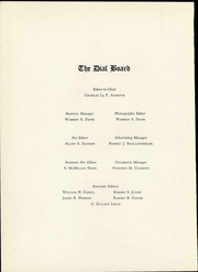Page 8, 1932 Edition, The Hill School - Dial Yearbook (Pottstown, PA) online yearbook collection