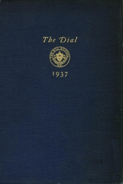Page 1, 1937 Edition, The Hill School - Dial Yearbook (Pottstown, PA) online yearbook collection
