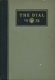 The Hill School - Dial Yearbook (Pottstown, PA) online yearbook collection, 1938 Edition, Page 1