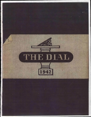 The Hill School - Dial Yearbook (Pottstown, PA) online yearbook collection, 1942 Edition, Page 1