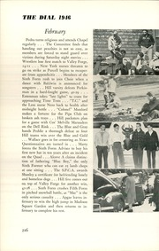 Page 218, 1946 Edition, The Hill School - Dial Yearbook (Pottstown, PA) online yearbook collection