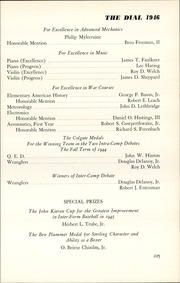 Page 227, 1946 Edition, The Hill School - Dial Yearbook (Pottstown, PA) online yearbook collection