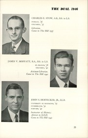 Page 35, 1946 Edition, The Hill School - Dial Yearbook (Pottstown, PA) online yearbook collection
