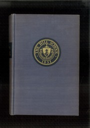 1949 Edition, The Hill School - Dial Yearbook (Pottstown, PA)