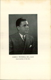 Page 15, 1949 Edition, The Hill School - Dial Yearbook (Pottstown, PA) online yearbook collection
