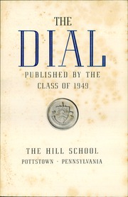 Page 7, 1949 Edition, The Hill School - Dial Yearbook (Pottstown, PA) online yearbook collection
