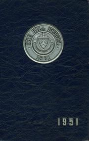 Page 1, 1951 Edition, The Hill School - Dial Yearbook (Pottstown, PA) online yearbook collection