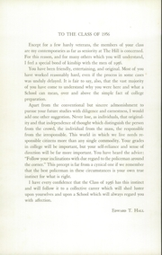 Page 14, 1956 Edition, The Hill School - Dial Yearbook (Pottstown, PA) online yearbook collection