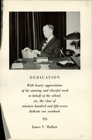 Page 7, 1957 Edition, The Hill School - Dial Yearbook (Pottstown, PA) online yearbook collection