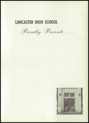 Page 5, 1958 Edition, The Hill School - Dial Yearbook (Pottstown, PA) online yearbook collection