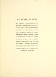 Page 15, 1931 Edition, The Illman School - Span Yearbook (Philadelphia, PA) online yearbook collection