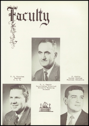 Page 11, 1956 Edition, Fox Township High School - Echo Yearbook (Kersey, PA) online yearbook collection