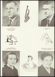 Page 13, 1956 Edition, Fox Township High School - Echo Yearbook (Kersey, PA) online yearbook collection