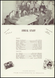 Page 15, 1956 Edition, Fox Township High School - Echo Yearbook (Kersey, PA) online yearbook collection