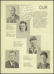 Page 10, 1946 Edition, Mansfield High School - Manscript Yearbook (Mansfield, PA) online yearbook collection