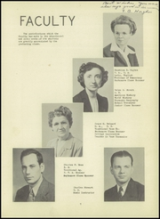 Page 11, 1946 Edition, Mansfield High School - Manscript Yearbook (Mansfield, PA) online yearbook collection