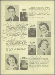 Page 14, 1946 Edition, Mansfield High School - Manscript Yearbook (Mansfield, PA) online yearbook collection