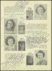 Page 15, 1946 Edition, Mansfield High School - Manscript Yearbook (Mansfield, PA) online yearbook collection
