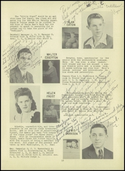 Page 17, 1946 Edition, Mansfield High School - Manscript Yearbook (Mansfield, PA) online yearbook collection
