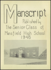 Page 5, 1946 Edition, Mansfield High School - Manscript Yearbook (Mansfield, PA) online yearbook collection