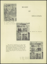 Page 9, 1946 Edition, Mansfield High School - Manscript Yearbook (Mansfield, PA) online yearbook collection