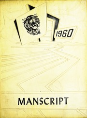 1960 Edition, Mansfield High School - Manscript Yearbook (Mansfield, PA)