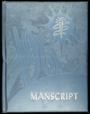 1961 Edition, Mansfield High School - Manscript Yearbook (Mansfield, PA)