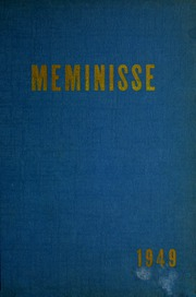 Page 1, 1949 Edition, Mercersburg High School - Meminisse Yearbook (Mercersburg, PA) online yearbook collection