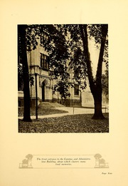 Page 15, 1927 Edition, Lebanon Valley College - Quittapahilla Yearbook (Annville, PA) online yearbook collection