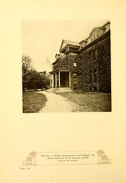 Page 16, 1927 Edition, Lebanon Valley College - Quittapahilla Yearbook (Annville, PA) online yearbook collection
