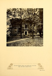 Page 17, 1927 Edition, Lebanon Valley College - Quittapahilla Yearbook (Annville, PA) online yearbook collection
