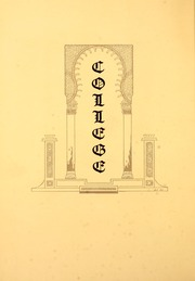 Page 14, 1930 Edition, Lebanon Valley College - Quittapahilla Yearbook (Annville, PA) online yearbook collection