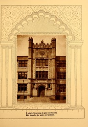 Page 17, 1930 Edition, Lebanon Valley College - Quittapahilla Yearbook (Annville, PA) online yearbook collection