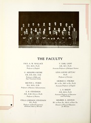 Page 14, 1936 Edition, Lebanon Valley College - Quittapahilla Yearbook (Annville, PA) online yearbook collection