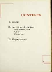Page 17, 1936 Edition, Lebanon Valley College - Quittapahilla Yearbook (Annville, PA) online yearbook collection