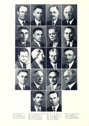 Page 12, 1937 Edition, Lebanon Valley College - Quittapahilla Yearbook (Annville, PA) online yearbook collection