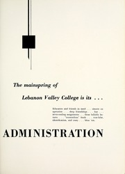 Page 13, 1956 Edition, Lebanon Valley College - Quittapahilla Yearbook (Annville, PA) online yearbook collection