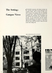 Page 8, 1956 Edition, Lebanon Valley College - Quittapahilla Yearbook (Annville, PA) online yearbook collection